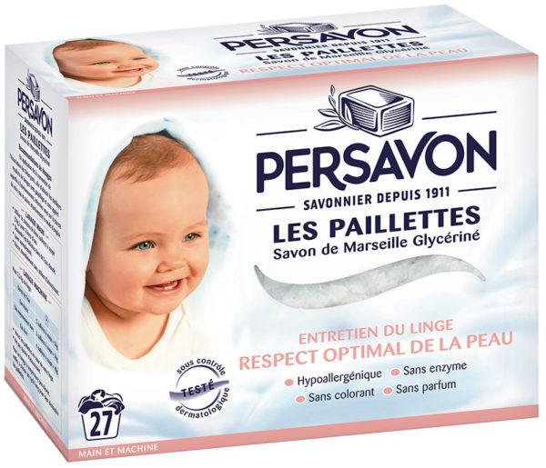 Persavon - Gamme Bébé - Paillettes