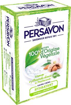 Persavon - Savon solide - Amande Douce