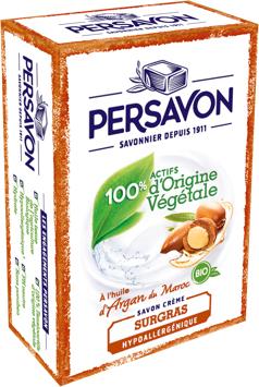 Persavon - Savon solide - Huile d'Argan
